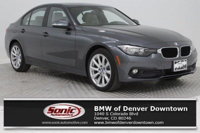 2017 BMW 3 Series 320i xDrive AWD 320i xDrive 4dr Sedan