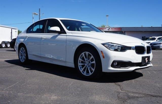 2017 BMW 3 Series 320i xDrive AWD 320i xDrive 4dr Sedan