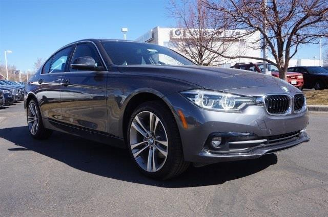 2017 BMW 3 Series 328d xDrive AWD 328d xDrive 4dr Sedan