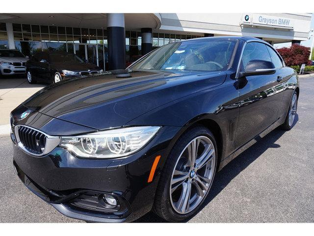2017 BMW 4 Series 430i 430i 2dr Convertible