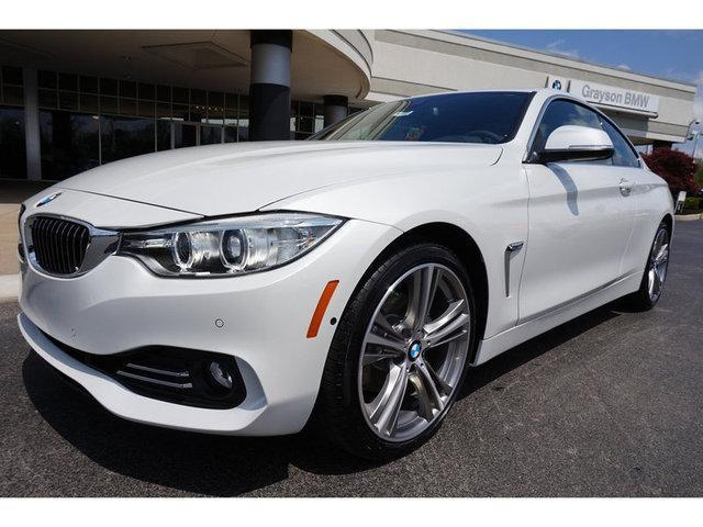 2017 BMW 4 Series 430i 430i 2dr Coupe