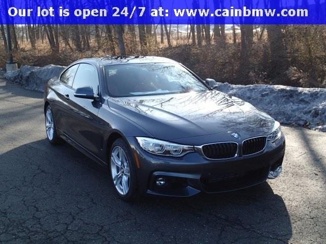 2017 BMW 4 Series 440i xDrive AWD 440i xDrive 2dr Coupe