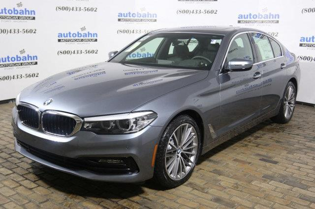 2017 BMW 5 Series 530i 530i 4dr Sedan