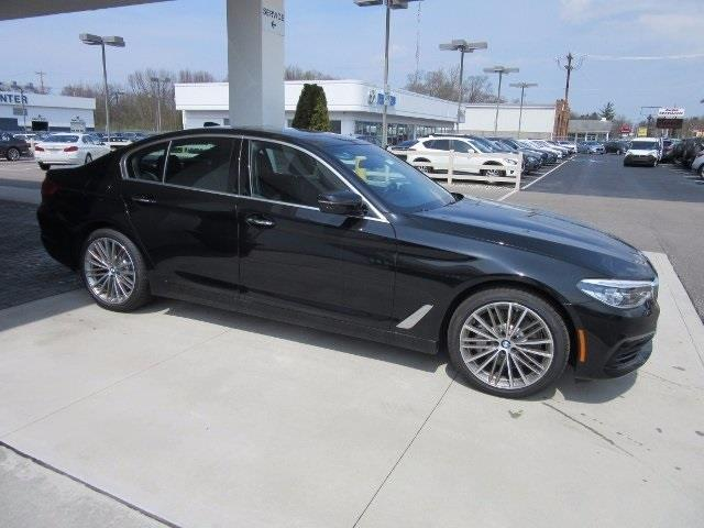2017 bmw 5 series 530i xdrive awd 530i xdrive 4dr sedan for sale in south bend indiana. Black Bedroom Furniture Sets. Home Design Ideas
