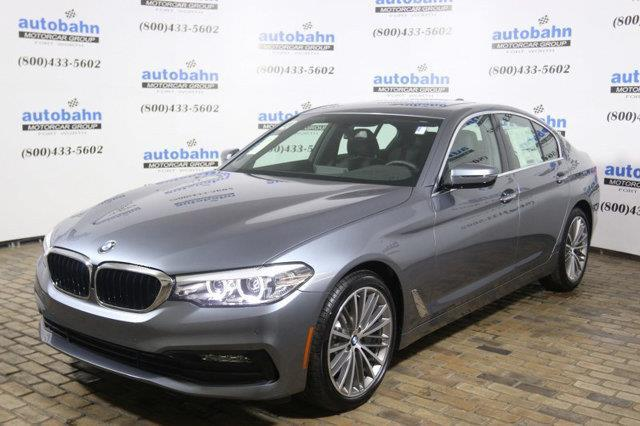2017 BMW 5 Series 530i xDrive AWD 530i xDrive 4dr Sedan