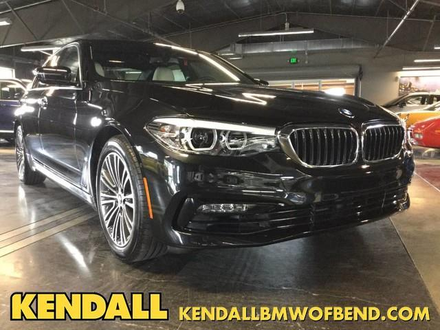 2017 BMW 5 Series 530i xDrive AWD 530i xDrive 4dr Sedan