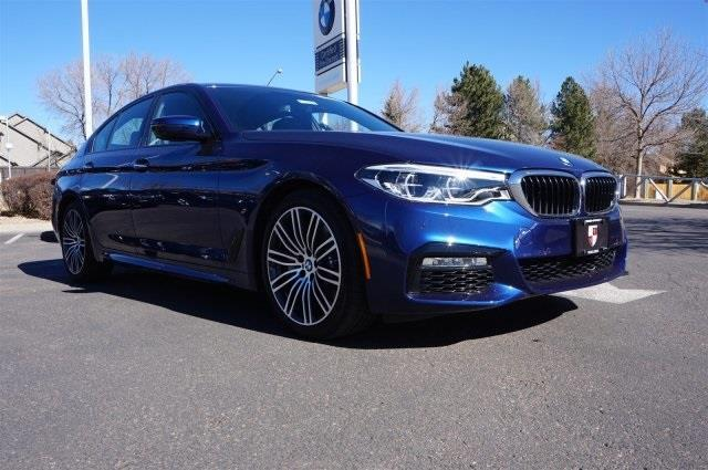 2017 BMW 5 Series 540i xDrive AWD 540i xDrive 4dr Sedan
