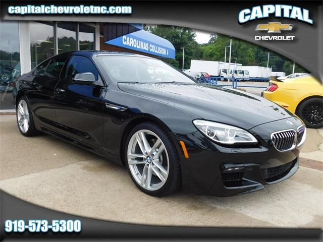 2017 bmw 6 series 640i gran coupe 640i gran coupe 4dr sedan for sale in raleigh north carolina. Black Bedroom Furniture Sets. Home Design Ideas