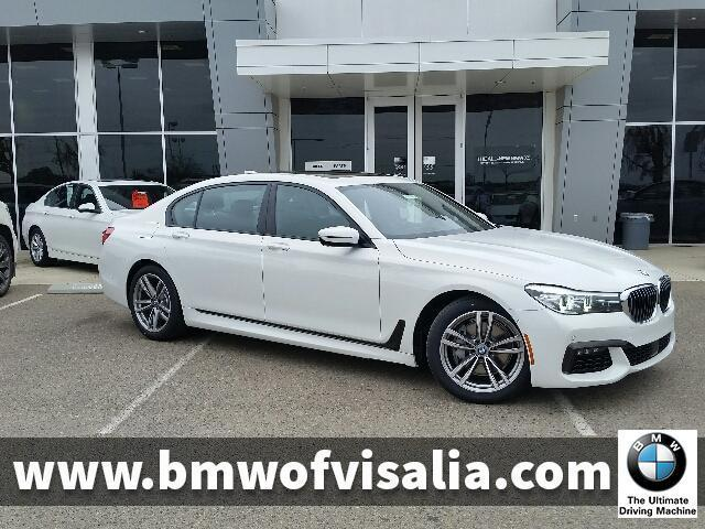 2017 BMW 7 Series 740i 740i 4dr Sedan