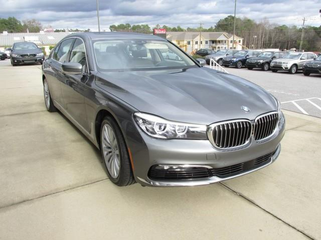 2017 bmw 7 series 740i 740i 4dr sedan for sale in columbia. Black Bedroom Furniture Sets. Home Design Ideas