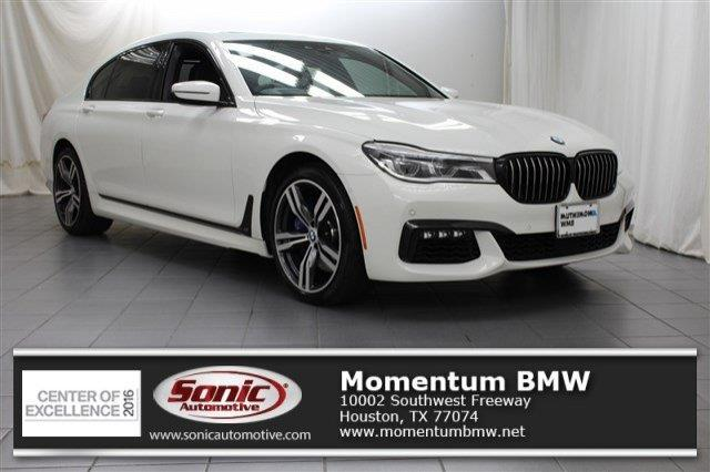 2017 BMW 7 Series 750i 750i 4dr Sedan