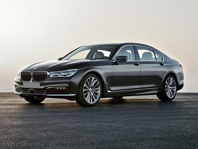 2017 BMW 7 Series ALPINA B7 xDrive AWD ALPINA B7 xDrive