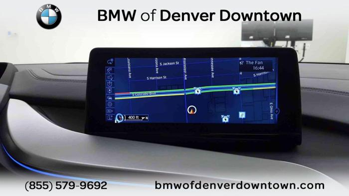 2017 BMW i8 Base AWD 2dr Coupe