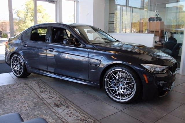 2017 BMW M3 Base 4dr Sedan