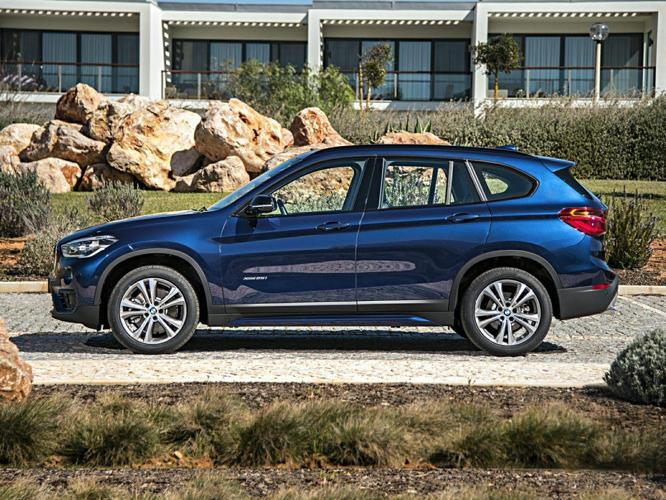 2017 BMW X1 xDrive28i AWD xDrive28i 4dr SUV