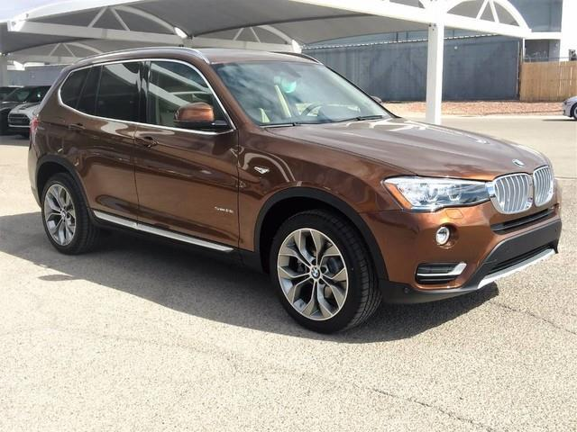 2017 Bmw X3 Sdrive28i Sdrive28i 4dr Suv For Sale In El