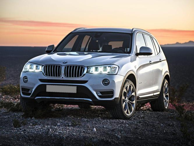 2017 BMW X3 sDrive28i sDrive28i 4dr SUV