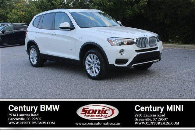 2017 Bmw X3 Sdrive28i Sdrive28i 4dr Suv For Sale In