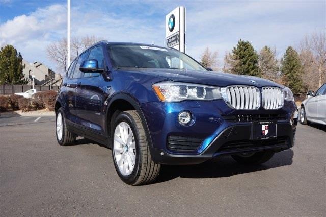 2017 BMW X3 xDrive28i AWD xDrive28i 4dr SUV