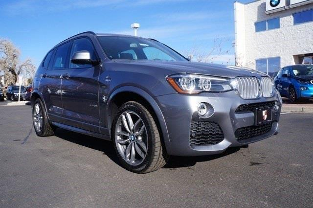 2017 BMW X3 xDrive35i AWD xDrive35i 4dr SUV
