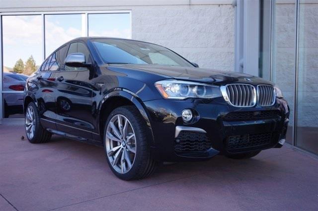 2017 BMW X4 M40i AWD M40i 4dr SUV