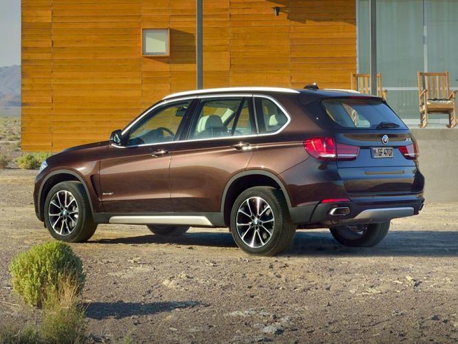 2017 BMW X5 xDrive50i AWD xDrive50i 4dr SUV