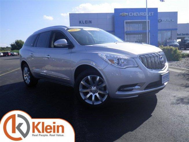 2017 Buick Enclave Awd Premium For Sale In Clintonville