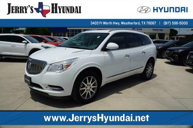 Buick Enclave Rear Center Console >> 2017 Buick Enclave Leather Leather 4dr Crossover for Sale in Weatherford, Texas Classified ...