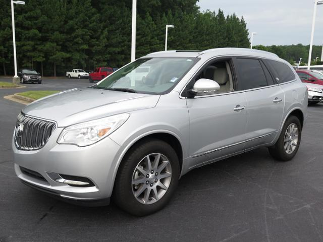 2017 Buick Enclave Leather Leather 4dr Crossover