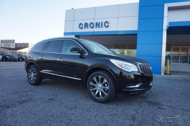 2017 Buick Enclave Leather Leather 4dr SUV