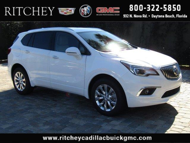2017 Buick Envision Essence Essence 4dr Crossover