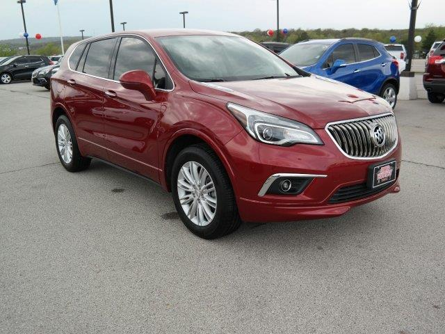 2017 Buick Envision Preferred Preferred 4dr Crossover for ...