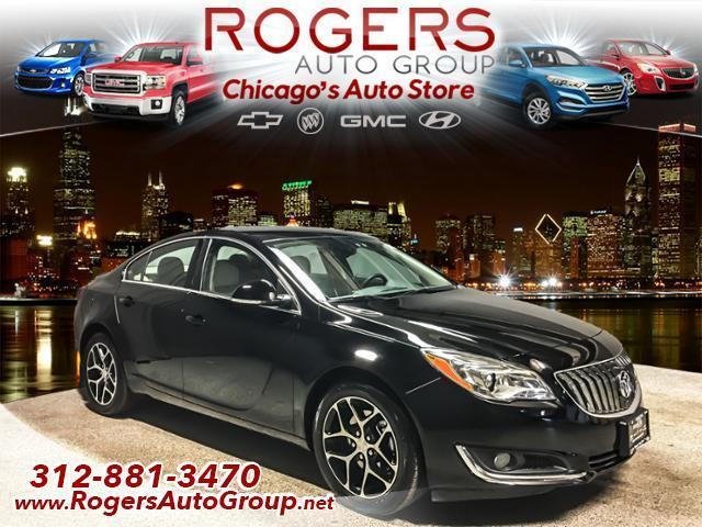 2017 buick regal sport touring sport touring 4dr sedan for sale in chicago illinois classified. Black Bedroom Furniture Sets. Home Design Ideas