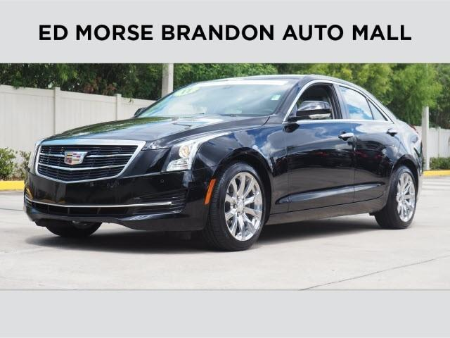 2017 Cadillac ATS 2.0T Luxury 2.0T Luxury 4dr Sedan