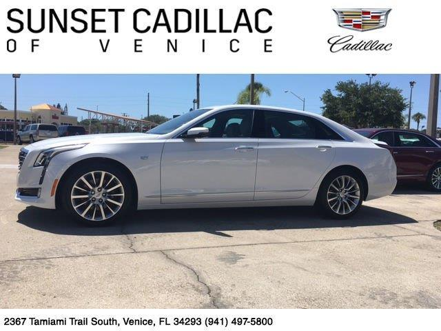 2017 Cadillac CT6 2.0T Luxury 2.0T Luxury 4dr Sedan