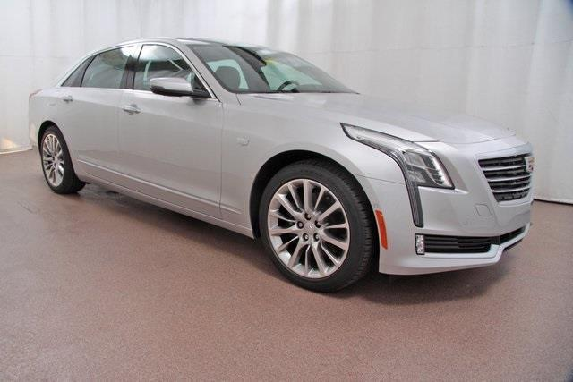 2017 Cadillac CT6 3.6L Luxury AWD 3.6L Luxury 4dr Sedan