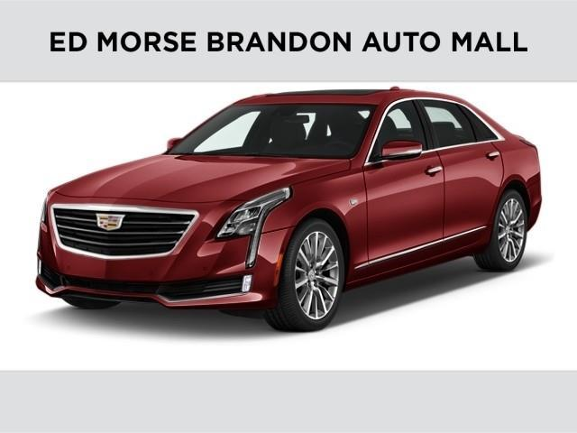 Ed Morse Cadillac >> 2017 Cadillac CT6 3.6L Premium Luxury AWD 3.6L Premium Luxury 4dr Sedan for Sale in Brandon ...