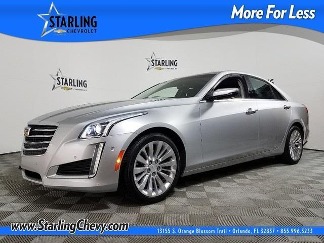 2017 cadillac cts 3 6l premium luxury awd 3 6l premium luxury 4dr sedan for sale in orlando. Black Bedroom Furniture Sets. Home Design Ideas