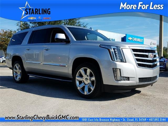 2017 cadillac escalade esv luxury luxury 4dr suv for sale in saint cloud florida classified. Black Bedroom Furniture Sets. Home Design Ideas