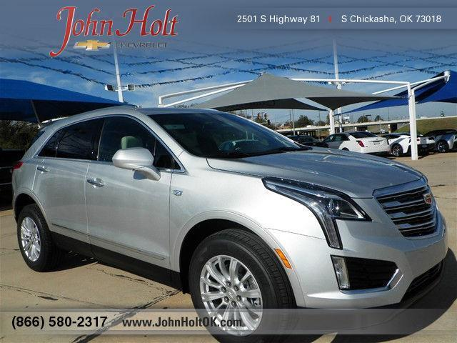 2017 Cadillac XT5 Base Base 4dr SUV for Sale in Chickasha ...