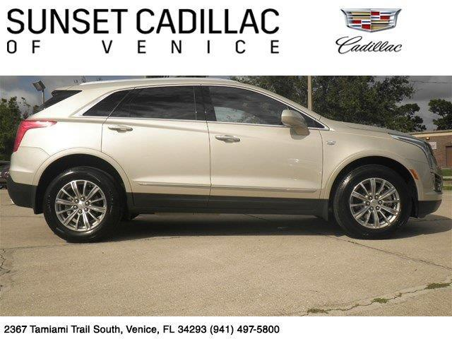 2017 cadillac xt5 luxury luxury 4dr suv for sale in venice florida classified. Black Bedroom Furniture Sets. Home Design Ideas