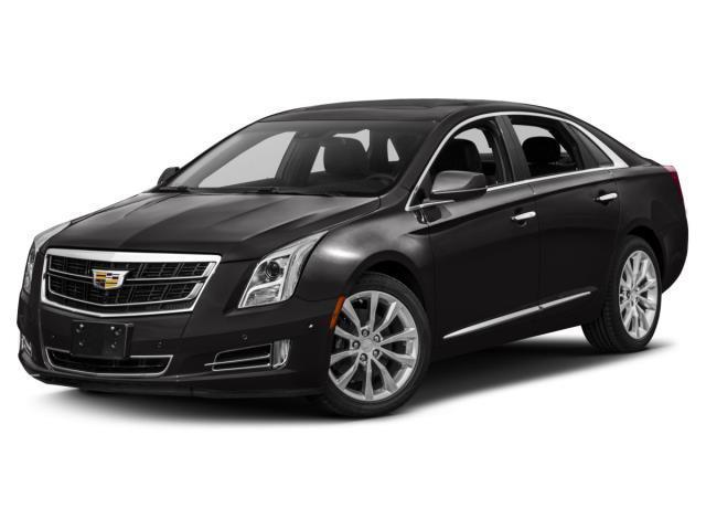 2017 Cadillac XTS Luxury AWD Luxury 4dr Sedan