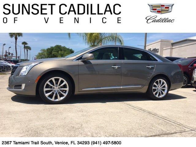 2017 Cadillac XTS Luxury Luxury 4dr Sedan