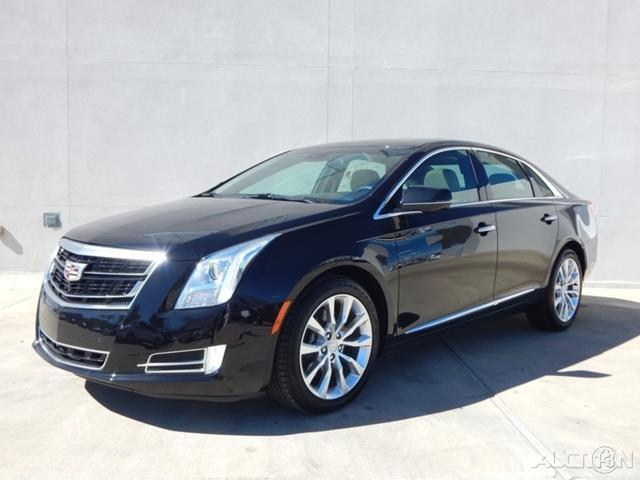 2017 Cadillac XTS Luxury Luxury 4dr Sedan For Sale In Red