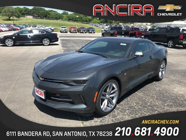 2017 Chevrolet Camaro Lt Lt 2dr Coupe W 2lt For Sale In