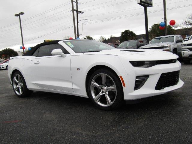 2017 Chevrolet Camaro SS SS 2dr Convertible w/1SS for Sale in Savannah, Georgia Classified ...