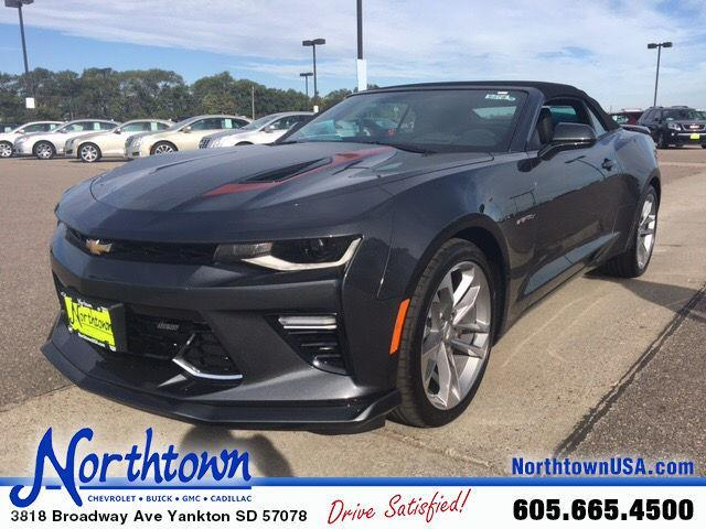 2017 chevrolet camaro ss ss 2dr convertible w 2ss for sale in yankton south dakota classified. Black Bedroom Furniture Sets. Home Design Ideas