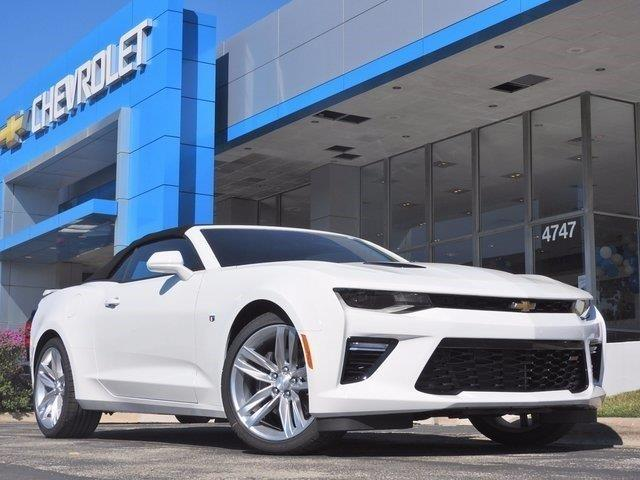 2017 Chevrolet Camaro Ss Ss 2dr Convertible W 2ss For Sale