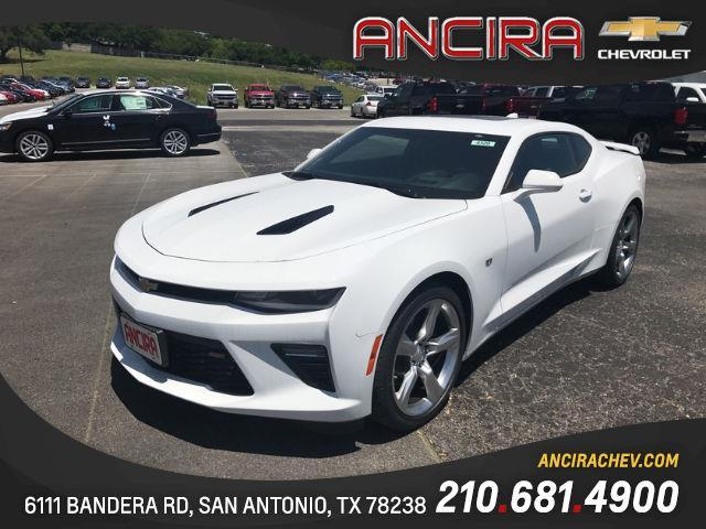 2017 Chevrolet Camaro Ss Ss 2dr Coupe W 2ss For Sale In
