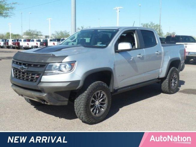 2017 Chevrolet Colorado 4x4 Crew Cab ZR2